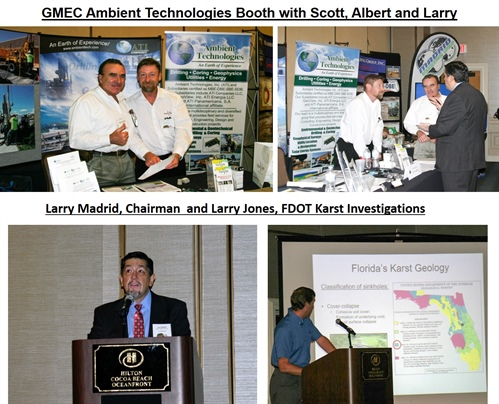 Thank you for Visiting Ambient Technologies and GeoView at the GMEC Conference on April 5 & 6 2018